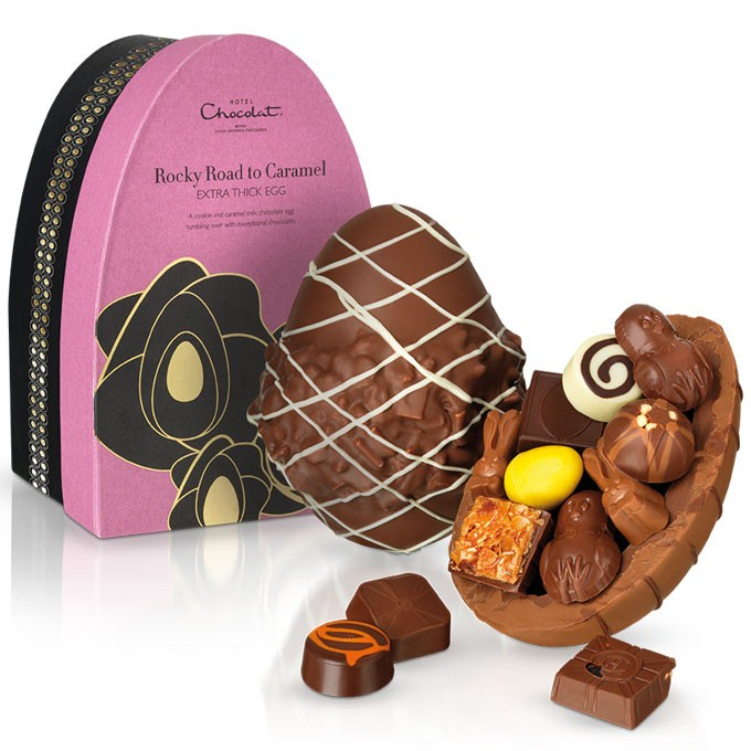 The Top 5 Luxury Easter Eggs from Hotel Chocolat