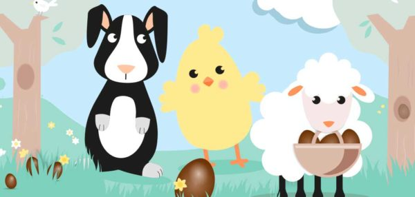 Easter egg ideas the pod hopping up with easter egg hunt ideas negle Choice Image