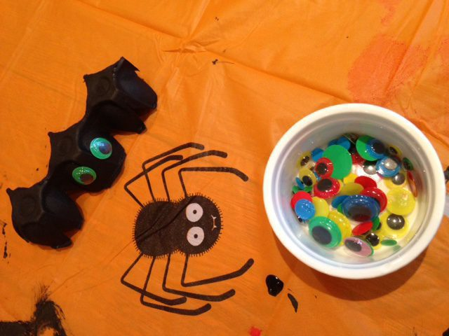 TOP 5 HALLOWEEN CRAFTS FOR KIDS