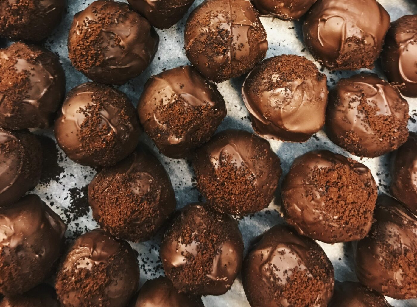 What can I do with cooking chocolate?