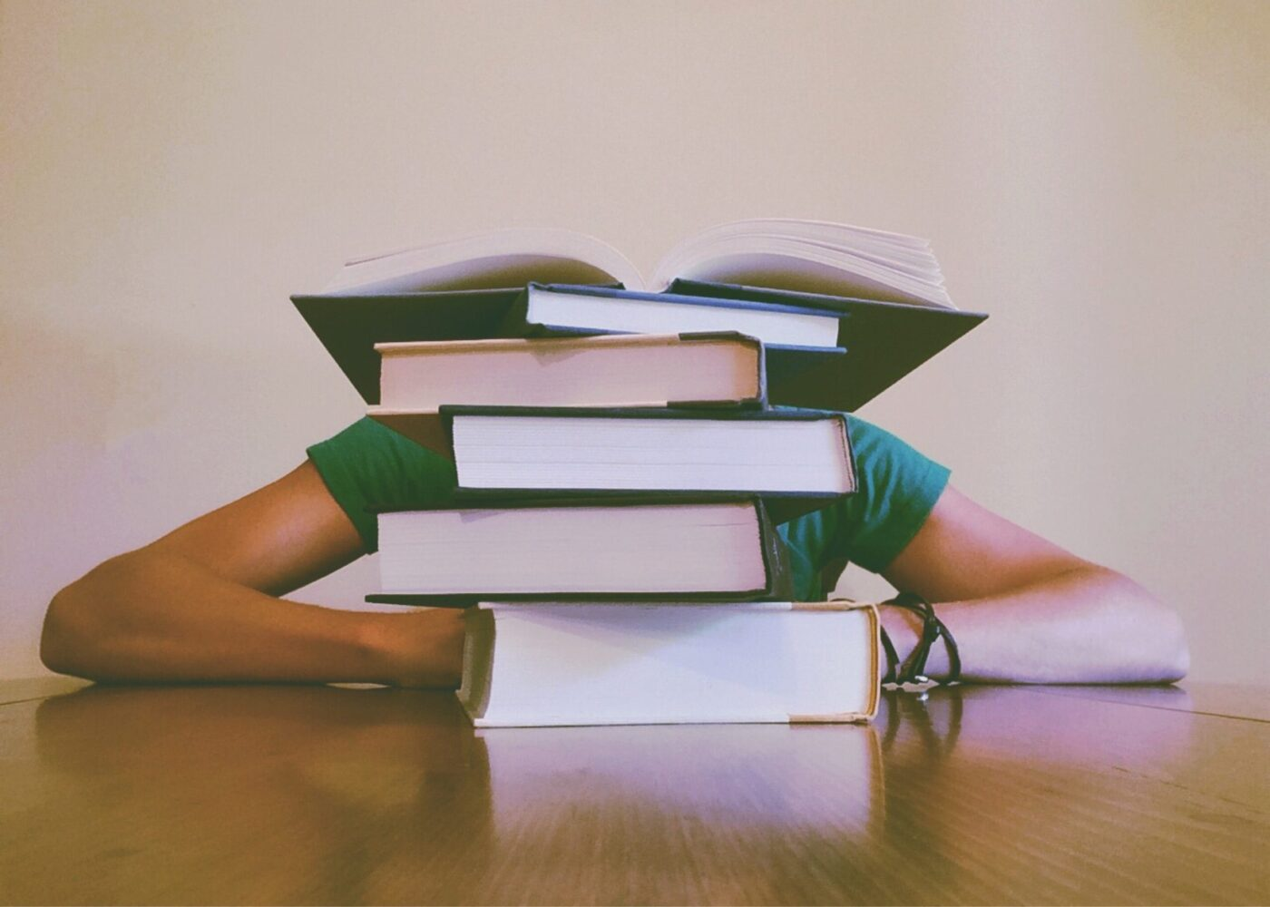 Top tips to deal with exam stress