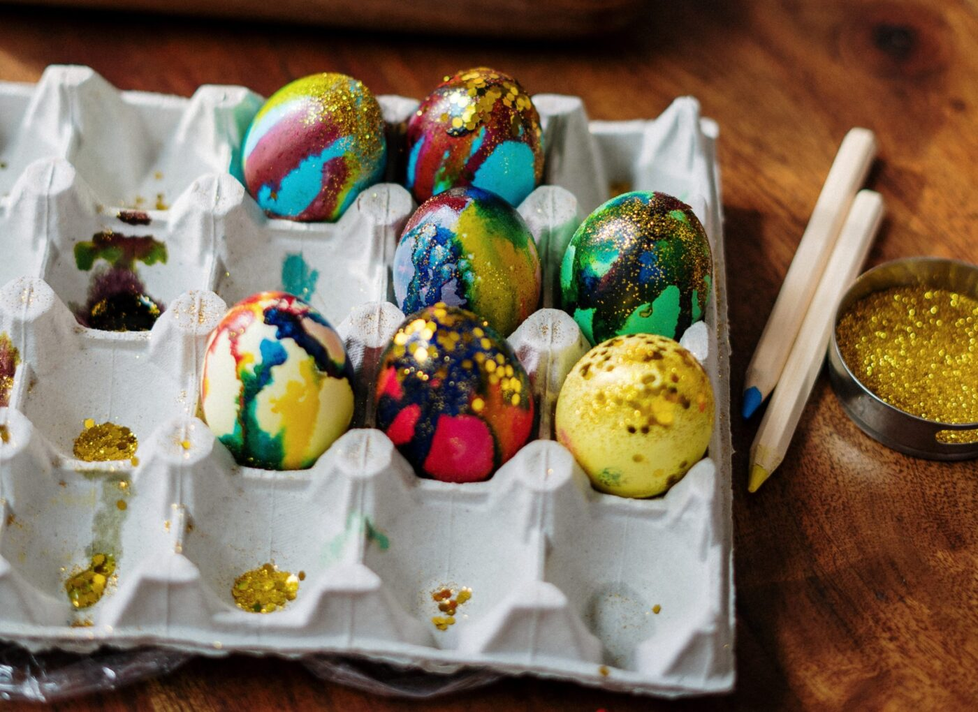 Easter crafternoon: Four fun things to make and do indoors