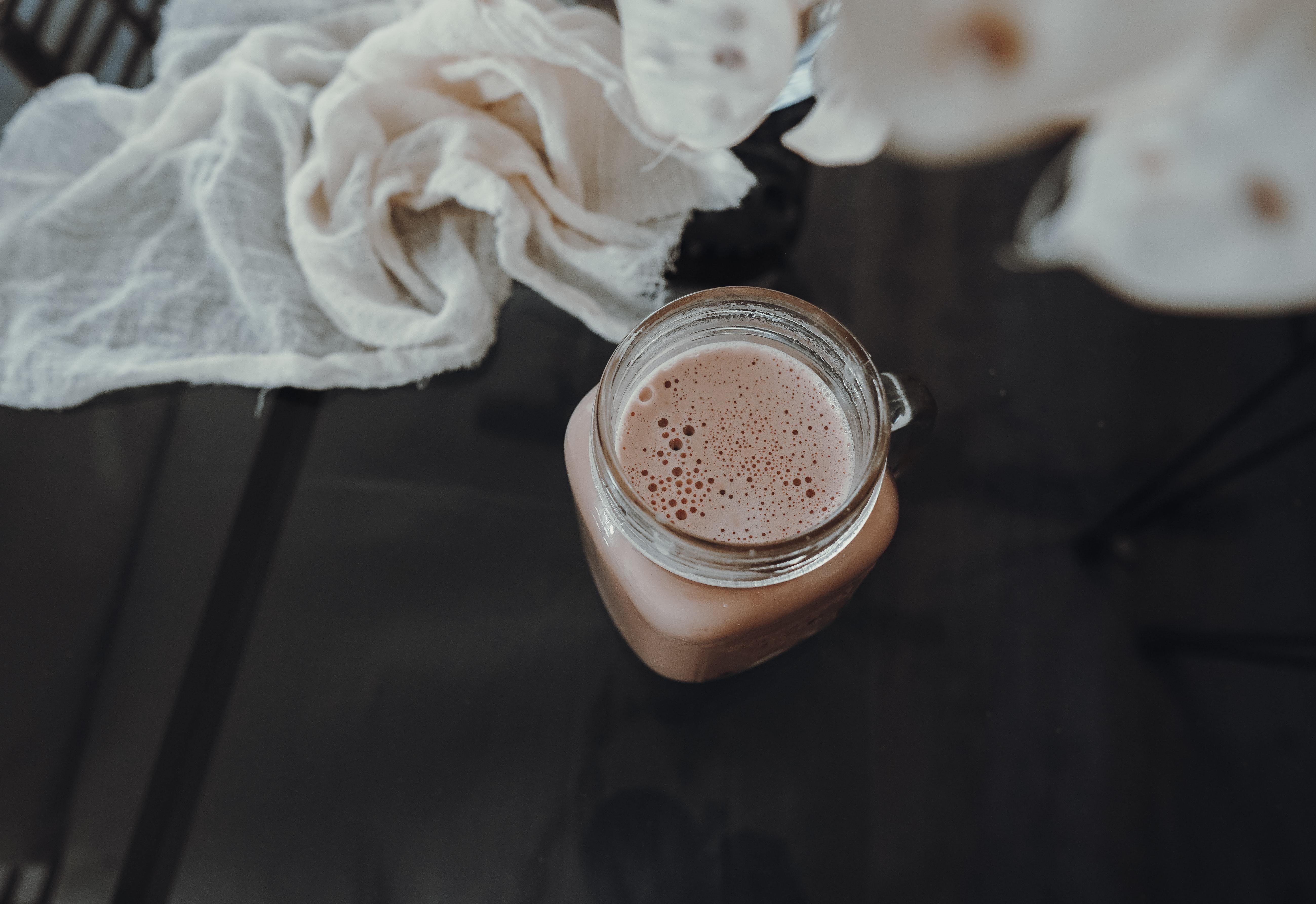 Iced Chocolate Milkshake recipe using The Velvetiser