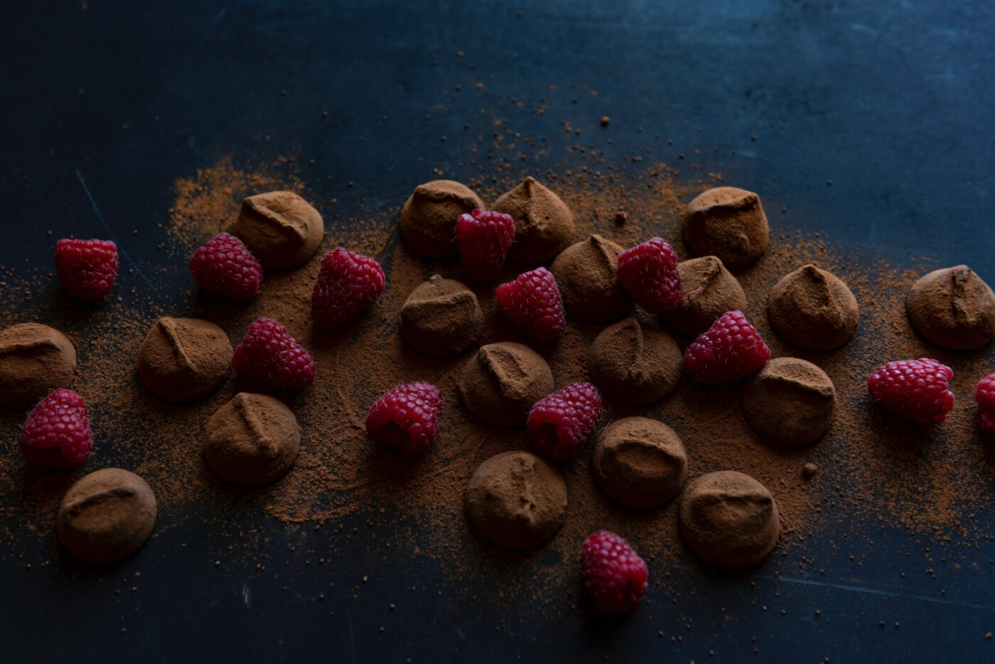 Explore the world of fruit and chocolate