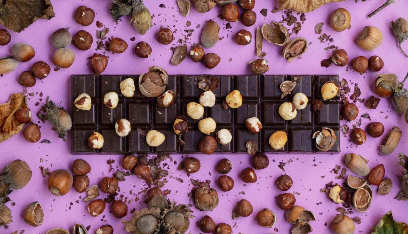 What's the difference between gianduja and praline?