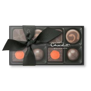 dark chocolate chocolate box
