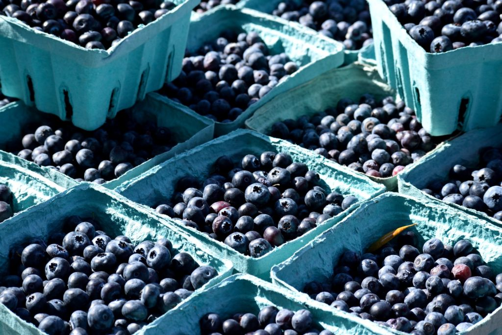 Blueberries antioxidants superfood good for you