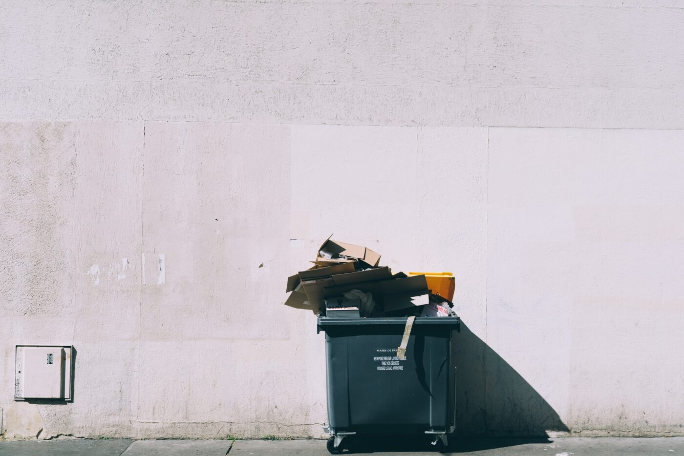 How to start the sustainability conversation: Going Zero Waste