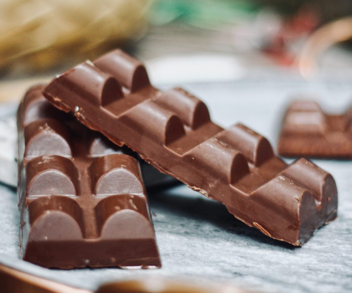 What makes a luxury chocolate?