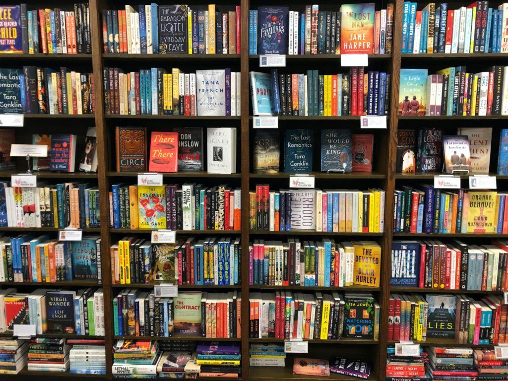 bookstore for chocolate quiz