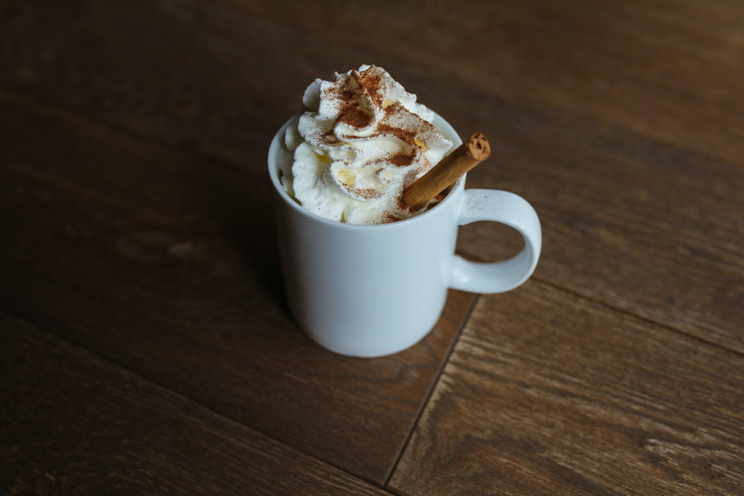 Can you make hot chocolate healthy?