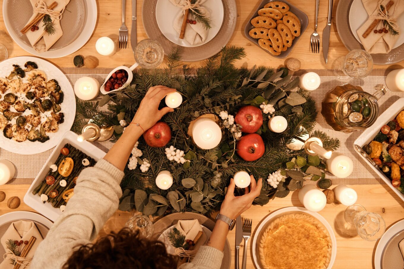 How to make the perfect Christmas dinner for all dietary requirements