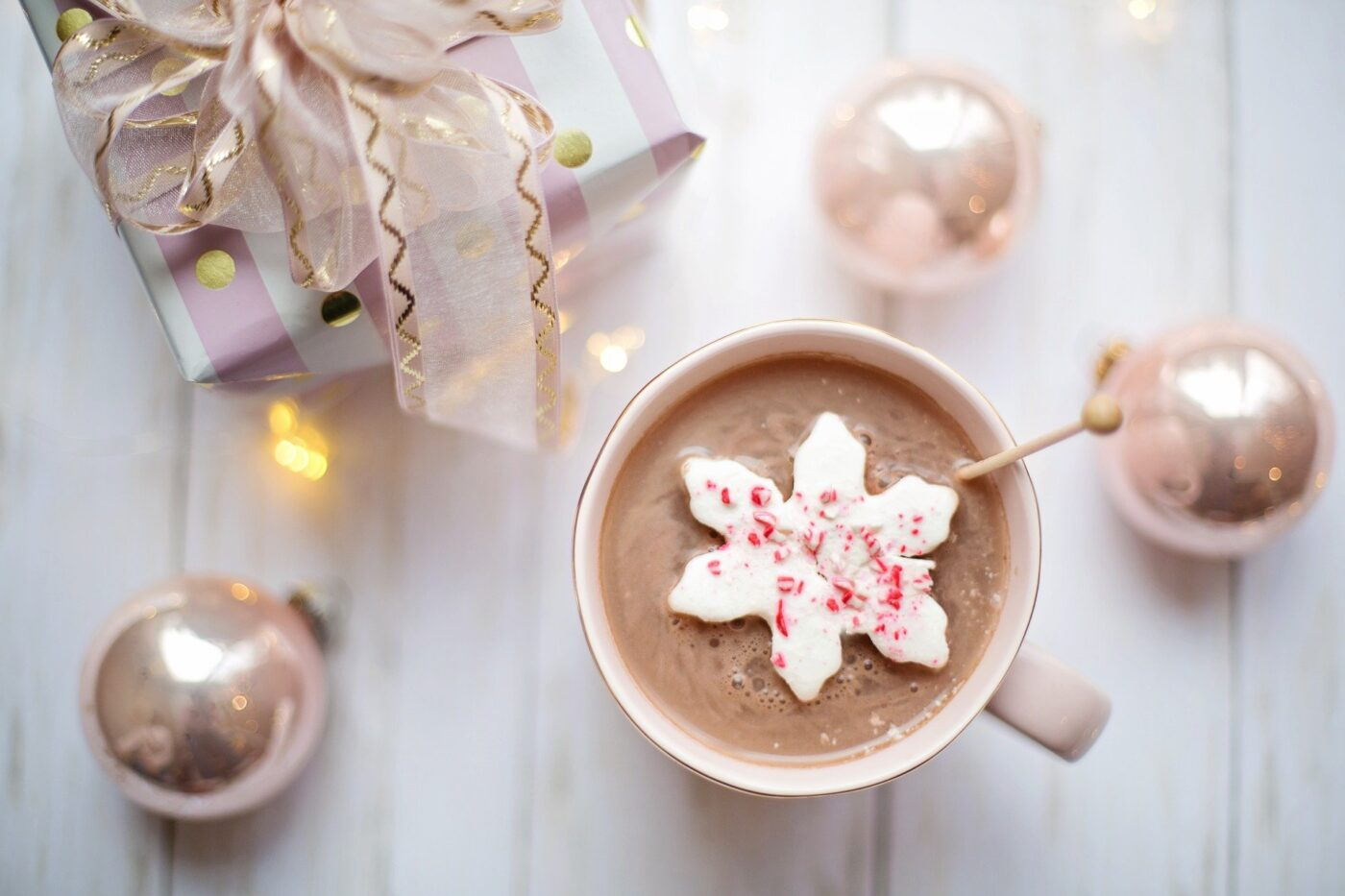 How to make a DIY hot chocolate gift
