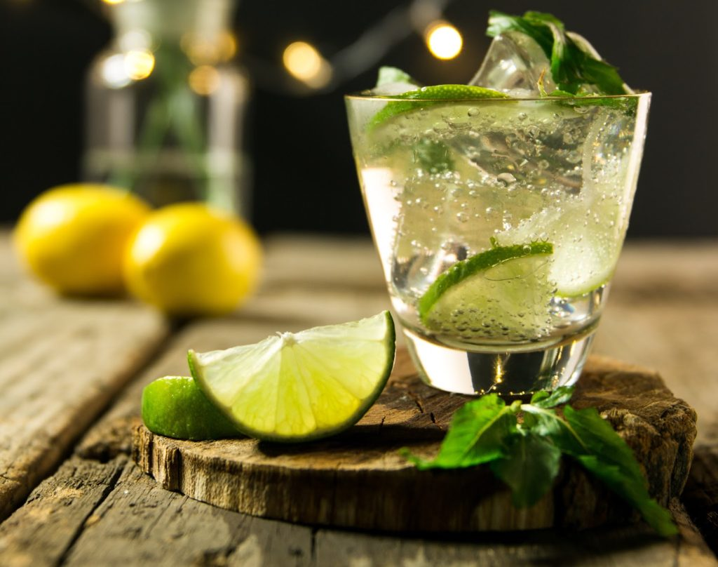 What are the most popular cocktails in the UK and what is in a cocktail?