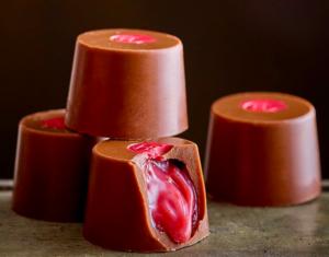 hotel chocolat raspberry smoothie chocolates