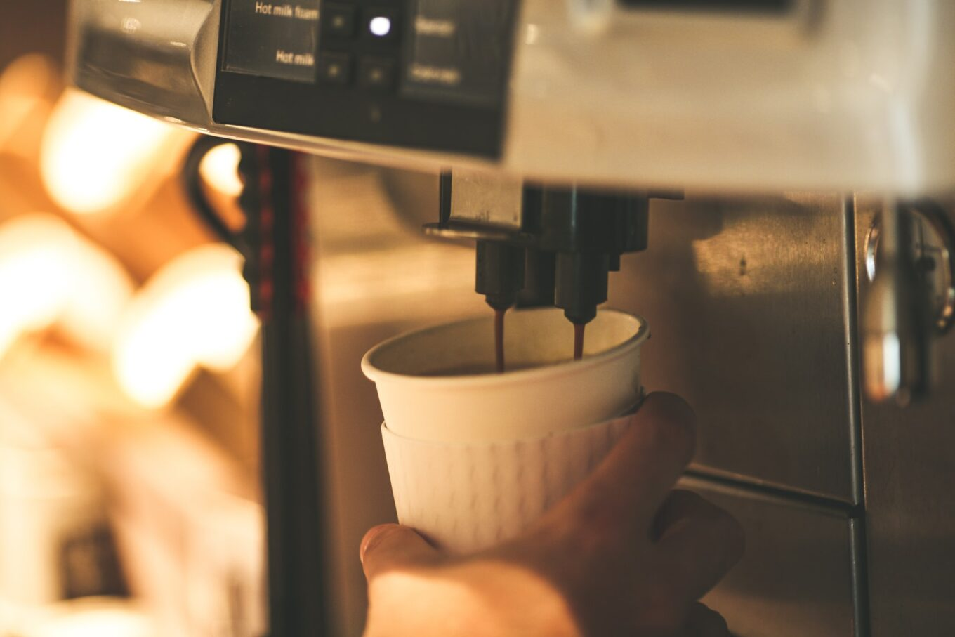 Your guide to coffee machines
