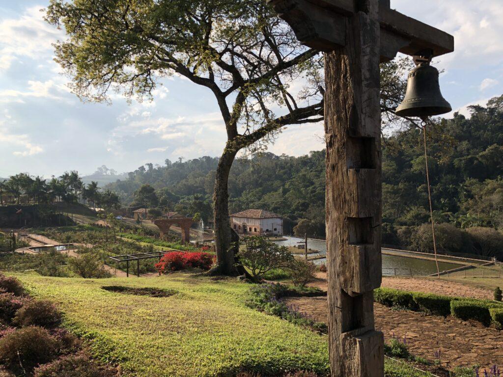 Monte alto coffee farm in BRazil