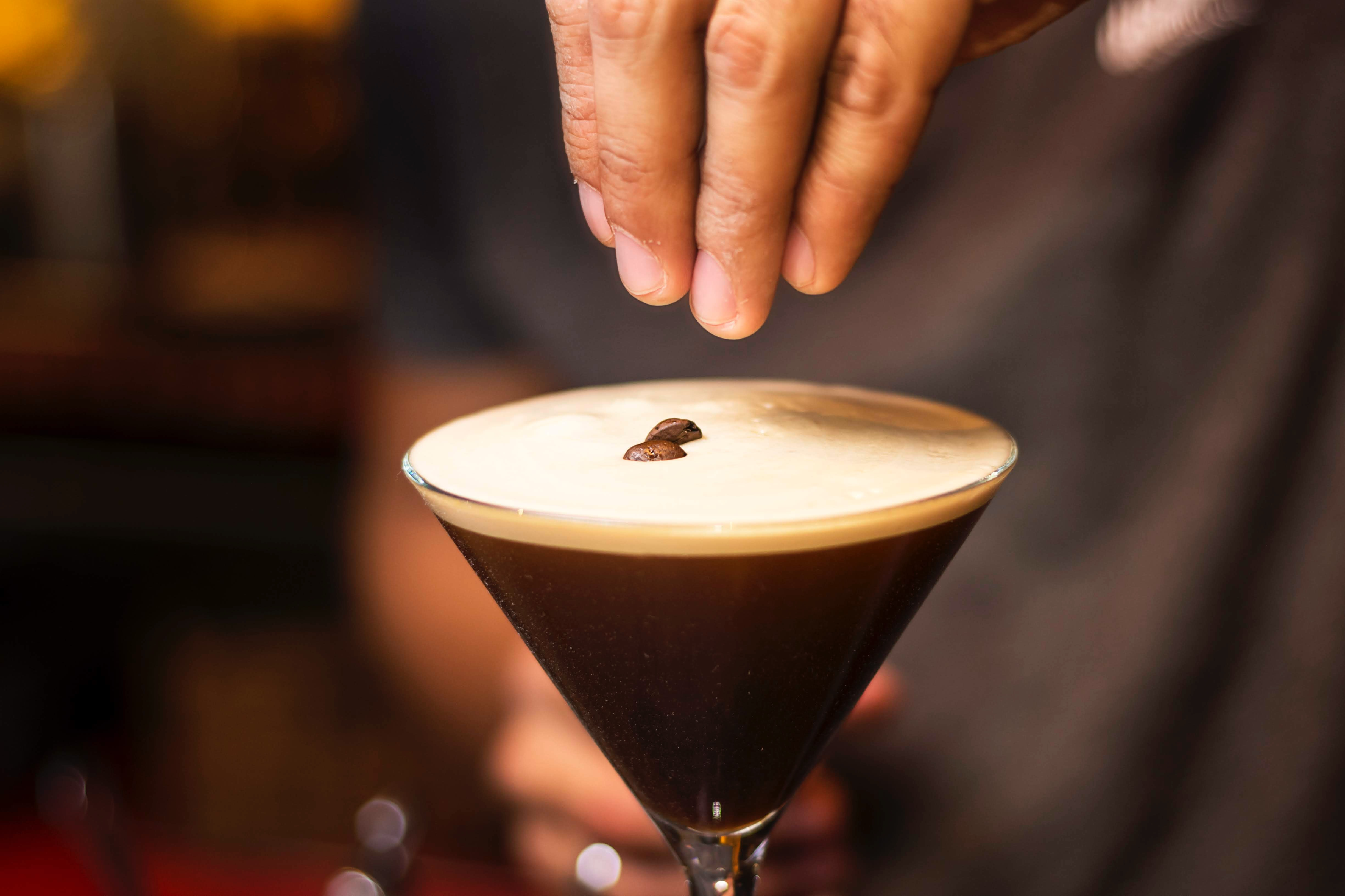 What can you do with coffee liqueur?