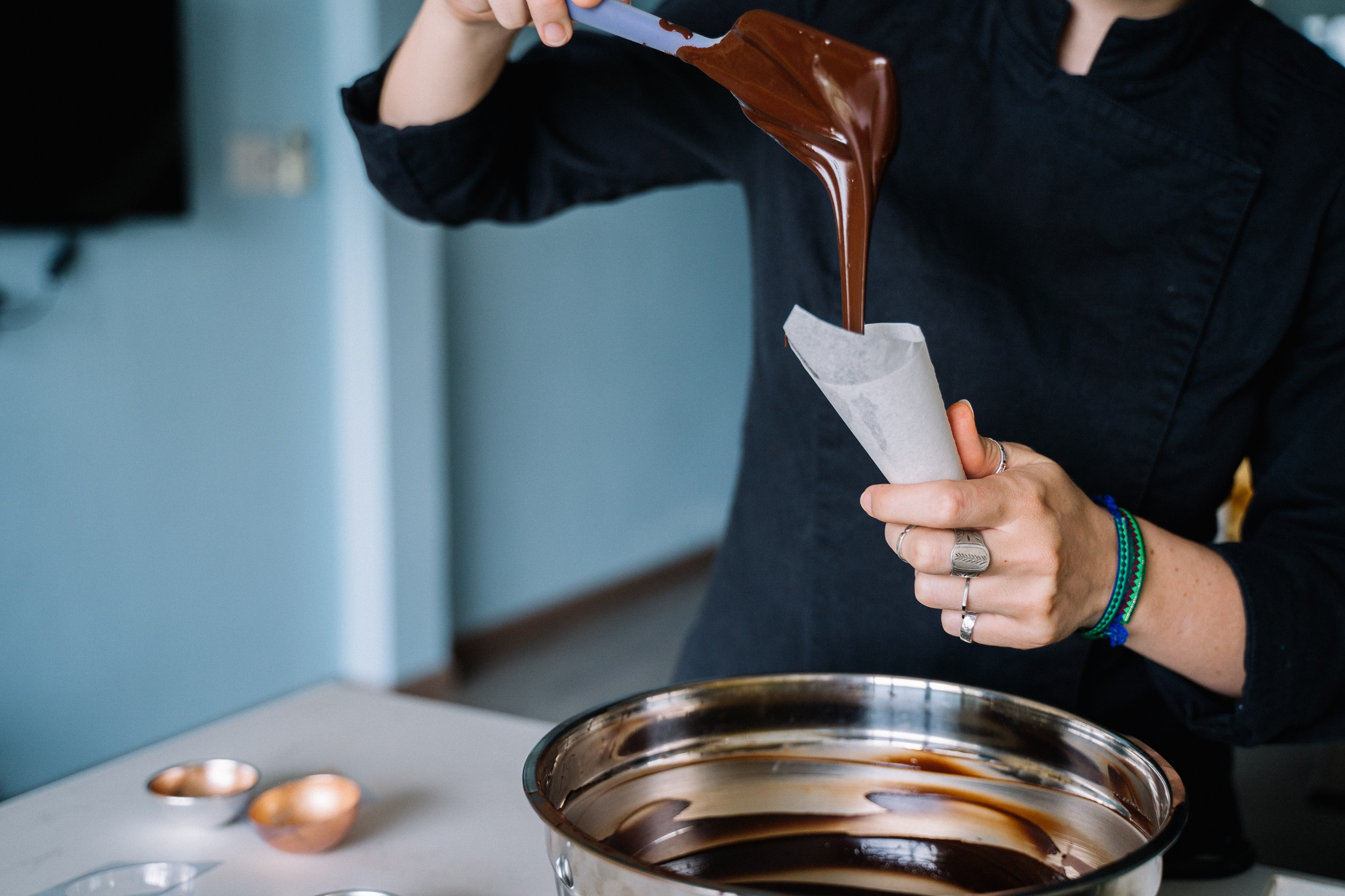 8 things you didn't know you could make out of chocolate