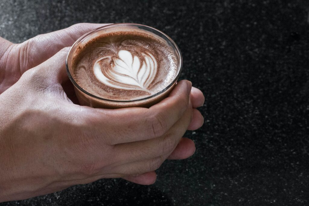 Mocha: perfect blend of coffee and chocolate