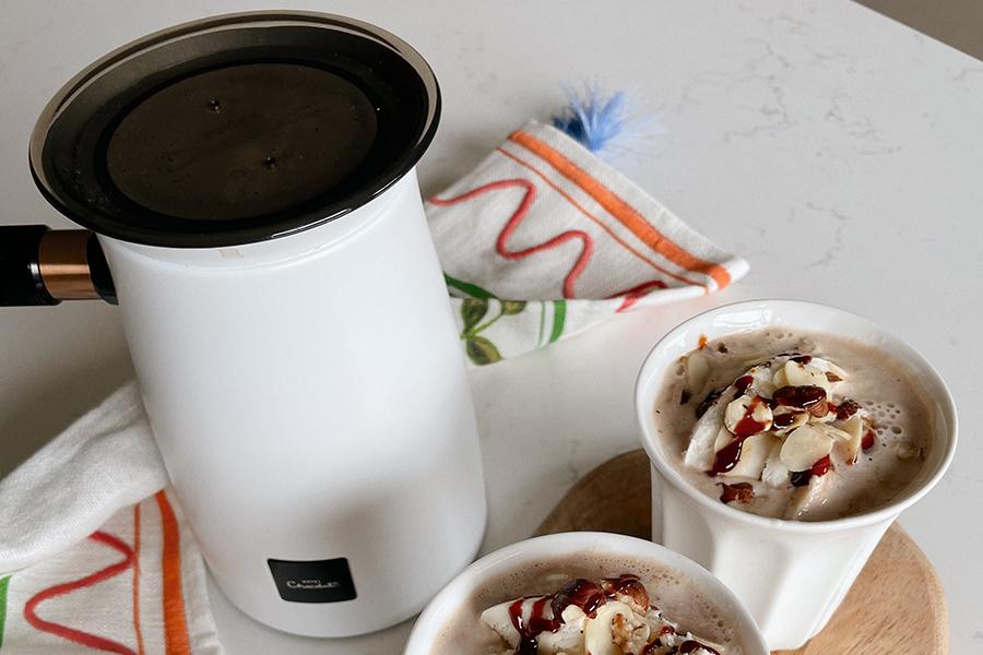Nutmilk Ice Cream Float recipe from Amelia Taylor