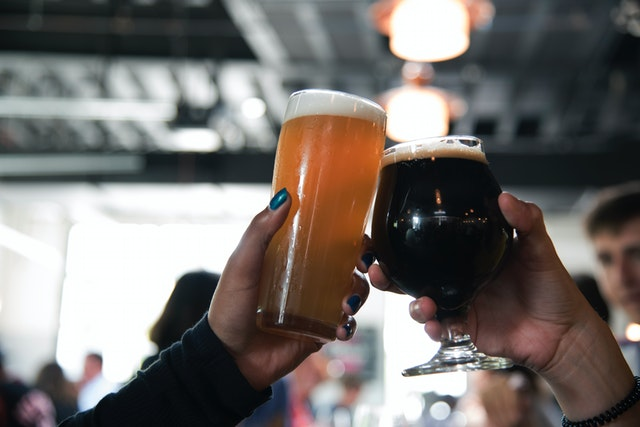 Celebrate National Drink Beer Day with a pint