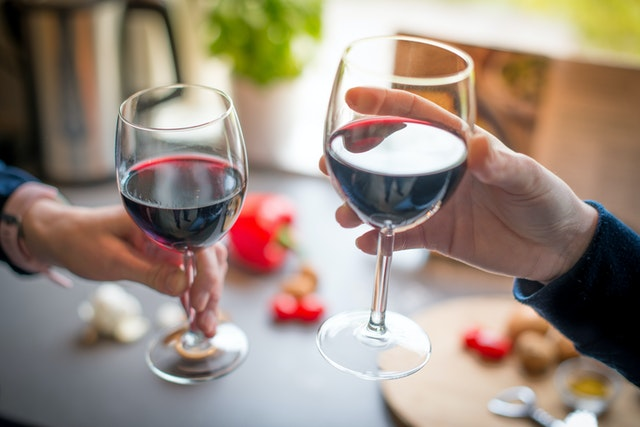 Red wine to celebrate National Drinks Days