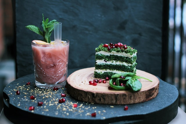 Drinks to pair with desserts